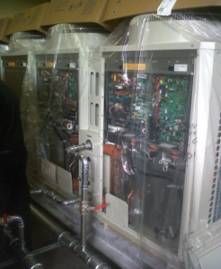 High Efficiency Heating Systems - Offsite Manufacturing